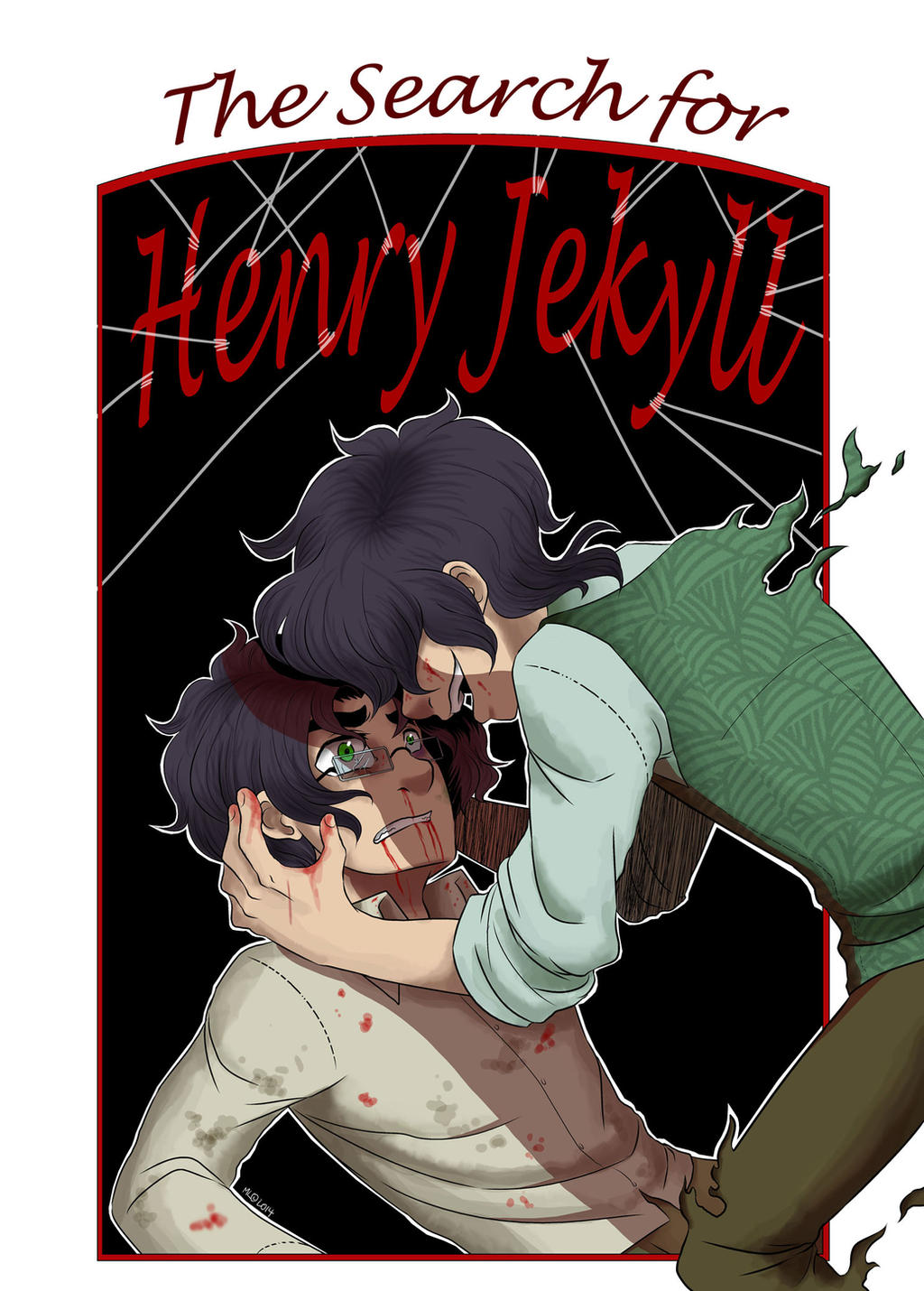 The Search for Henry Jekyll Chapter 11 Cover by MidoriLied on ...