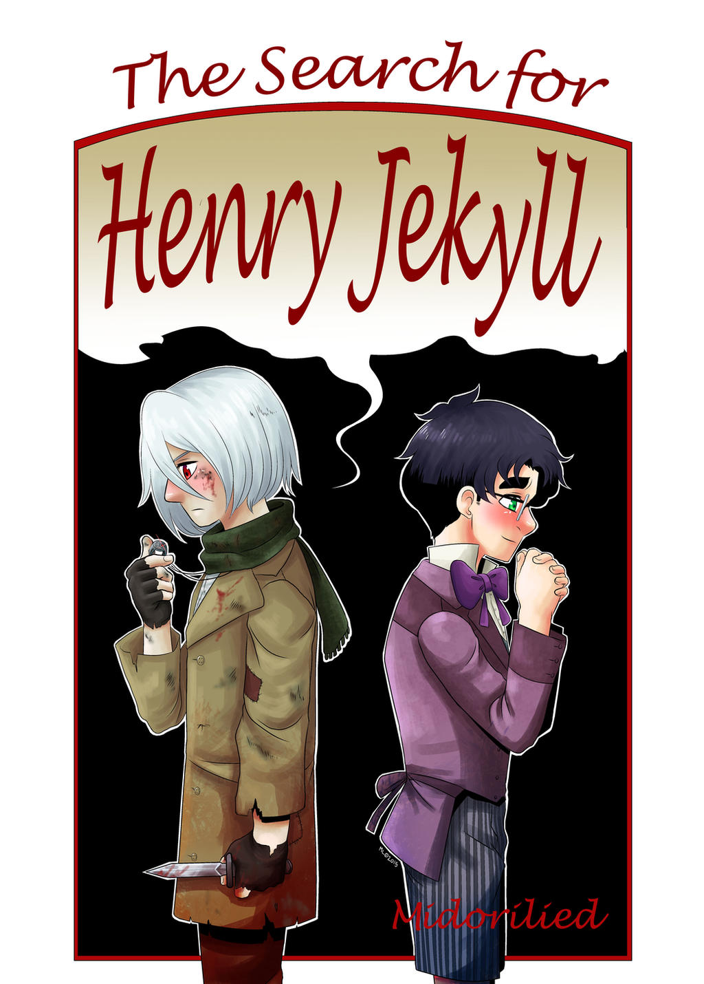 The Search for Henry Jekyll Chapter 15 Cover by MidoriLied on ...