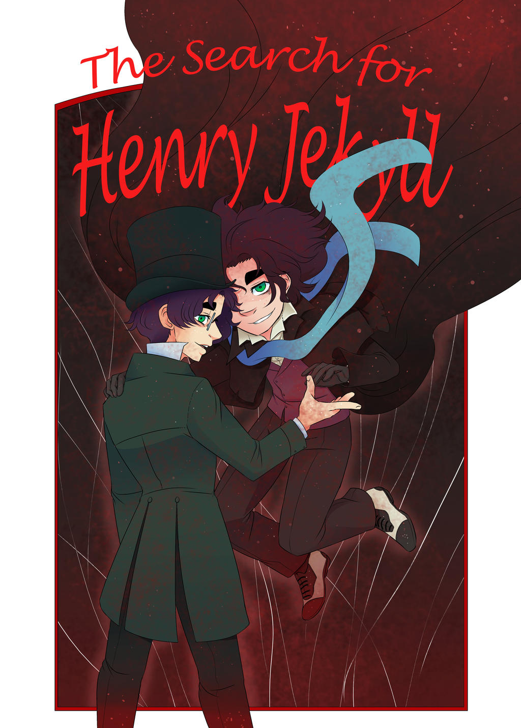 The Search for Henry Jekyll Chapter 16 Cover by MidoriLied on ...
