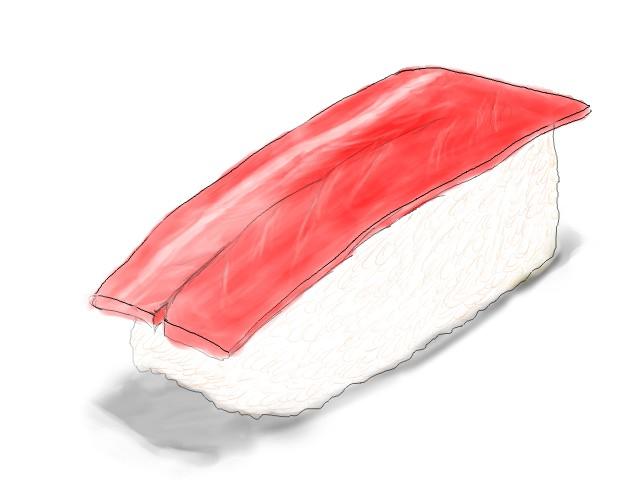 Sushi by Merengil