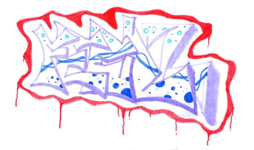 Feelz - Graffiti 6 by Merengil