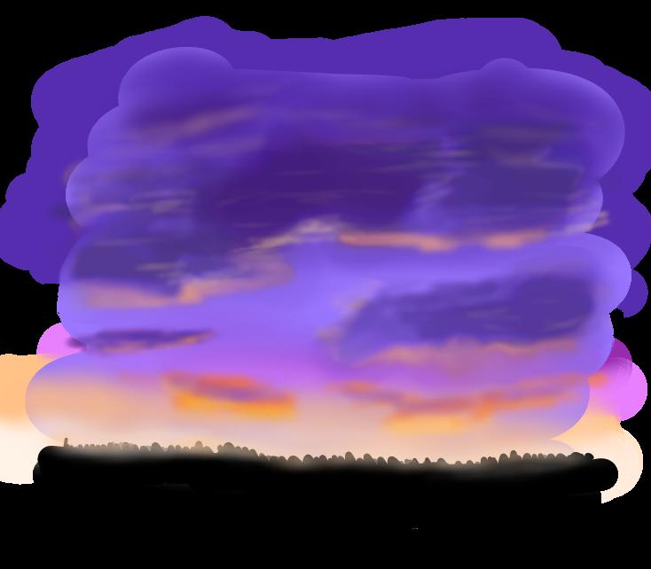 A dawn by Merengil