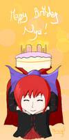 Happy Birthday Nya! :D