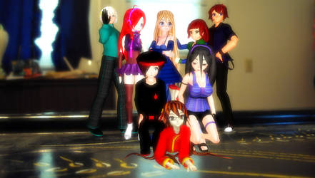 MMD Random Group picture
