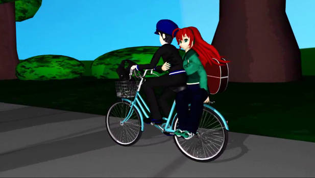 Practicing MMD - Bike Ride