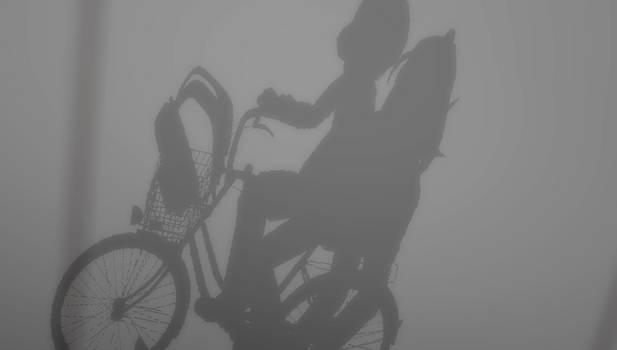 MMD Bike shadow