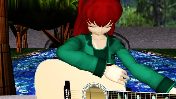 MMD Guitar