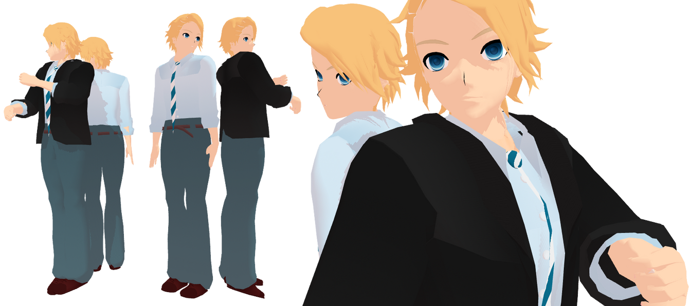 MMD Richard Joy - UTAUroid