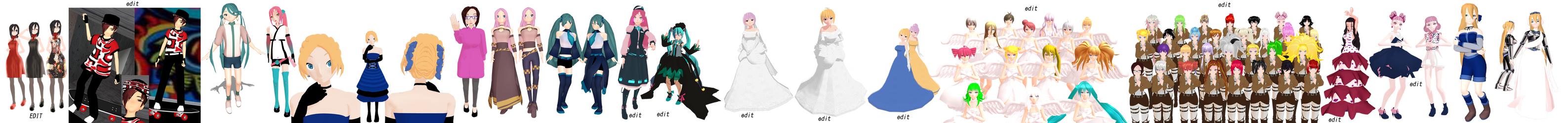 MMD 2015 Review Of Models
