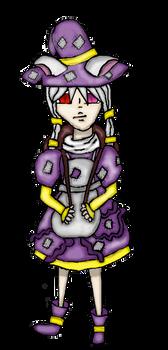 UTAU The Girl Who Sells Misfortune -Kitty Kokone