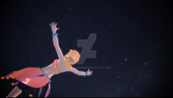 MMD UTAU Moon Gazer Rabbit {Anna Nyui}