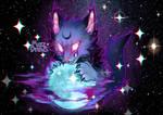 NekoIndica Dark Magic Kitten