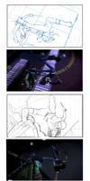TMNT Season 1 Storyboards