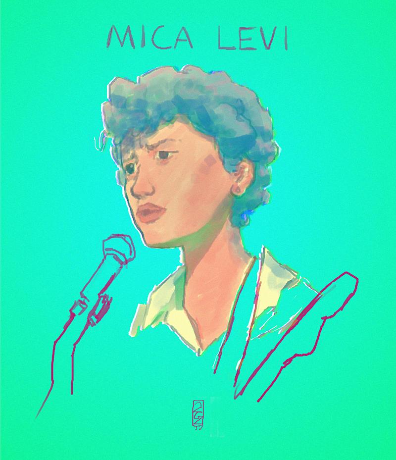 Mica Levi by Konjur