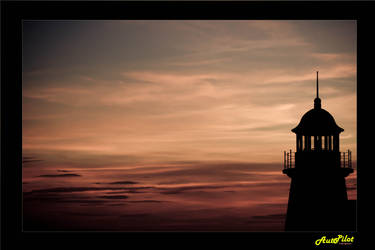Lighthouse of the dawn by Gimintron