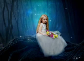 Forest Princess by netsrik24