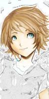 My Angel Hannah by Minako92