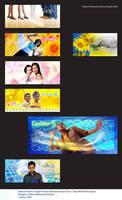 Cashier Backwall Sticker - 3 by adheeslev
