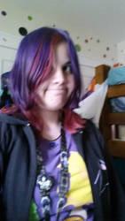 Oh Yeah, my hair by JenniKittyMuffin
