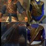 Sands of Time Armor