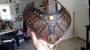 Musketeer Gorget by theDOC30427