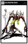 Cyberpunk Horror Monster Concept