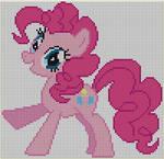 Pinkie Pie c-s Pattern