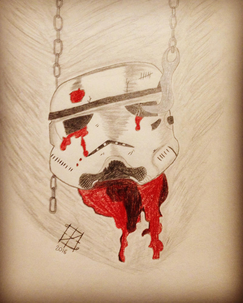 Star Wars death troopers. by Zgamer177