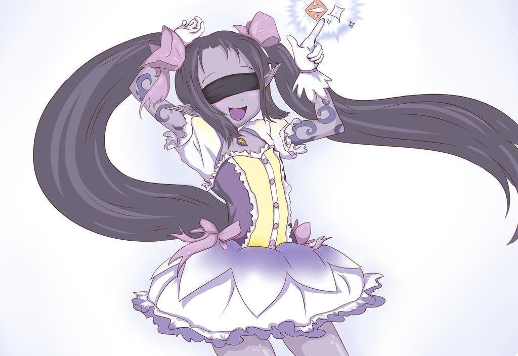 Puella Magi Magina Magica by Excalibur-chan