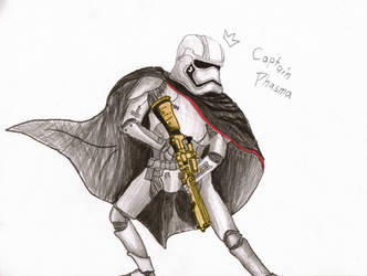 Capt. Phasma by itsmrscrouvanbitch