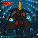 Soa, The Inferal One - Clone Wars Style by SkyeHammer