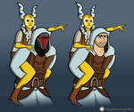 Xeren47 - Clone Wars Style by SkyeHammer