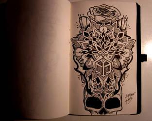 Tattoo by ahedov