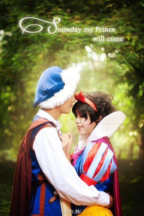 Someday my prince will come by ki-ri-ka