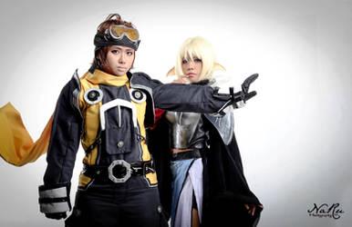 RF Online: A Protector by ki-ri-ka