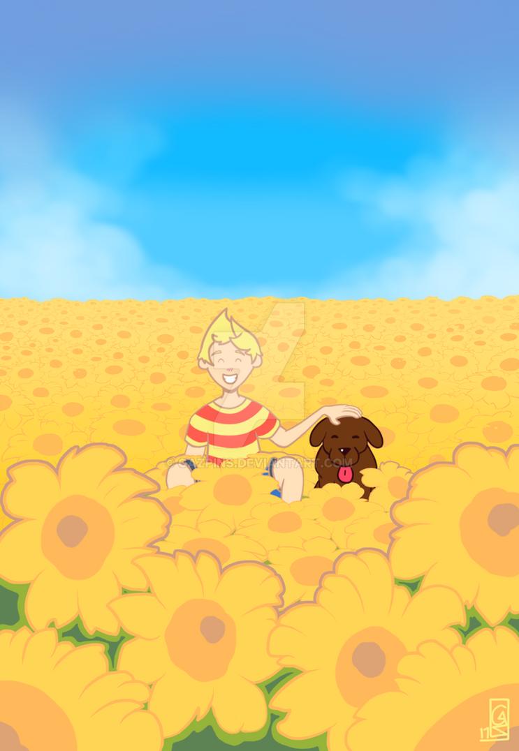 Sunny Days by Gazpins