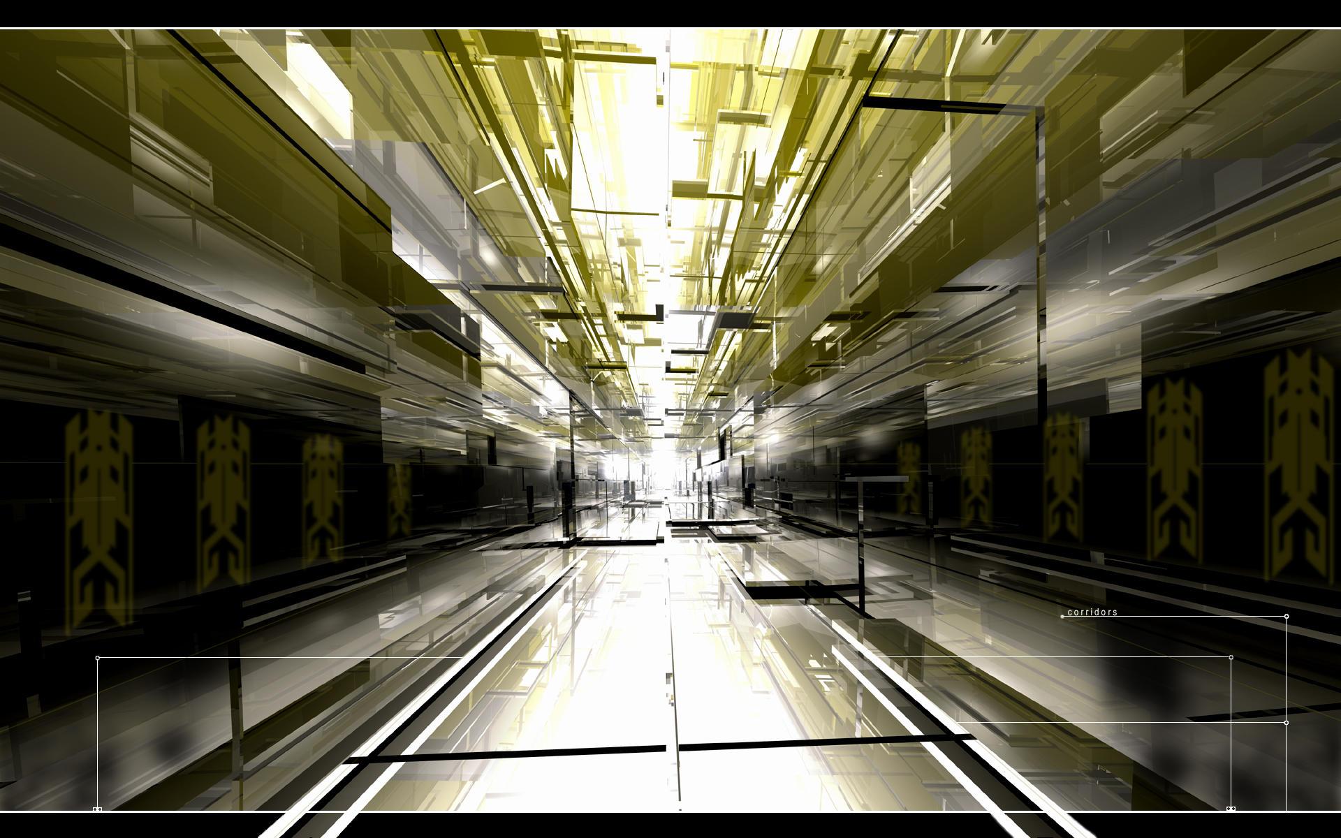 Corridors WS by aurora900