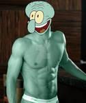 Sexy Squidward