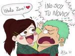 Zoro es mi novio