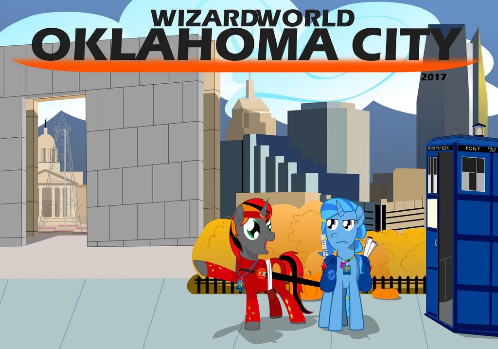 WizardWorld Oklahoma City comic con