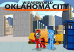 WizardWorld Oklahoma City comic con