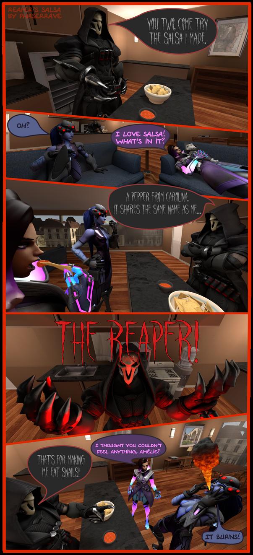 Reaper's Salsa