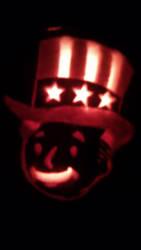 Tricentennial Vault Boy Jack-o'-lantern