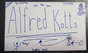 Alfred Kotts