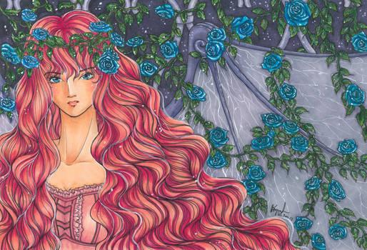 Lady Sapphire Rose