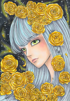 Lady Golden Rose