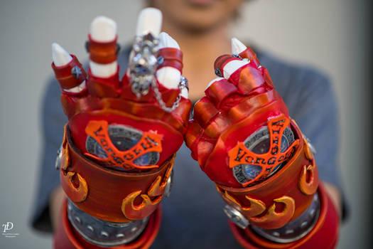 Vongola Decimo - X Gloves