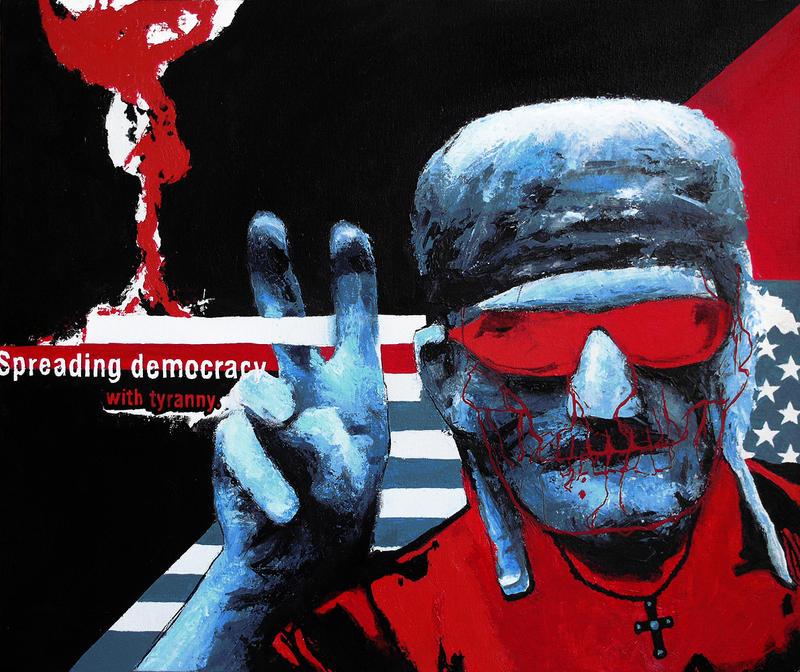 Democracy and Tyranny by MuzikaddictII