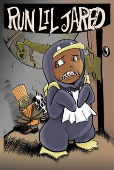 RLJ mini comic 2 cover