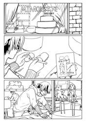 Mimolette page 1 by mikurose